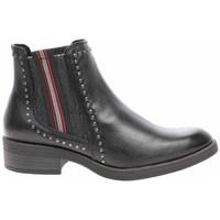 Schuhe Damen Boots Marco Tozzi 22535733 Schwarz