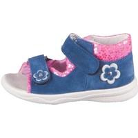 Schuhe Mädchen Sandalen / Sandaletten Superfit Polly Dunkelblau