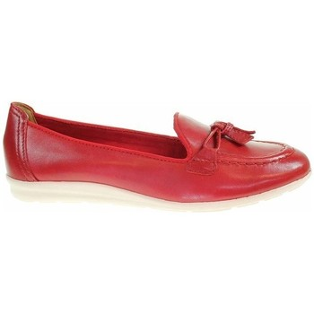 Schuhe Damen Slipper Marco Tozzi 22460726 Rot
