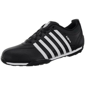 Schuhe Herren Sneaker Low K-Swiss Arvee 15 Weiß, Schwarz