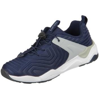 Schuhe Jungen Sneaker Low Lurchi Lorius Dunkelblau