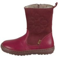 Schuhe Kinder Boots Bisgaard 61056219802 Dunkelrot