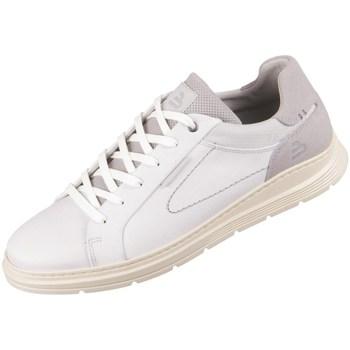 Schuhe Herren Sneaker Low Bullboxer 895K20968AWHLGSU00 Weiß, Grau