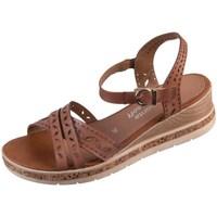 Schuhe Damen Sandalen / Sandaletten Remonte Dorndorf D305524 Braun