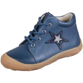 Schuhe Kinder Boots Ricosta Romy Blau