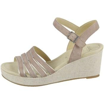Schuhe Damen Sandalen / Sandaletten Ara Riccione HS Beige
