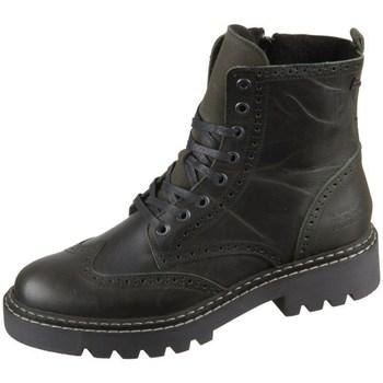 Schuhe Damen Boots Bullboxer 576M80665ADGNBTD80 Graphit