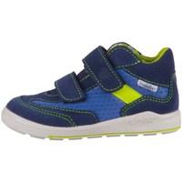 Schuhe Jungen Sneaker High Ricosta Rico Blau, Dunkelblau