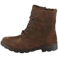 Schuhe Kinder Boots Ricosta Sandrin Braun