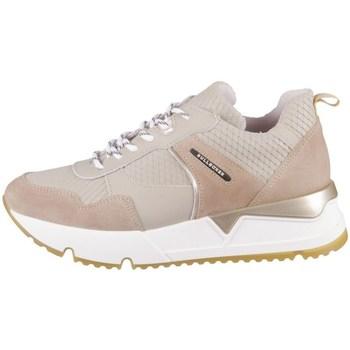 Schuhe Damen Sneaker Low Bullboxer 323015E5CSNGDTD52 Weiß, Beige