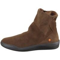 Schuhe Damen Boots Softinos P900550008 Braun