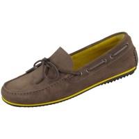 Schuhe Herren Slipper Sioux Naples Braun