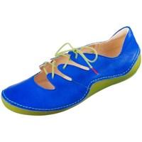 Schuhe Damen Sneaker Low Think Kapsl Blau