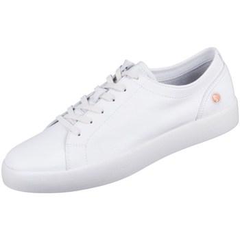 Schuhe Herren Sneaker Low Softinos Ross Weiß