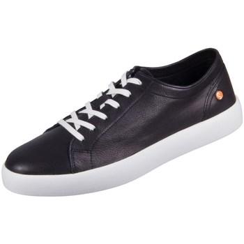 Schuhe Herren Sneaker Low Softinos Ross Weiß, Schwarz