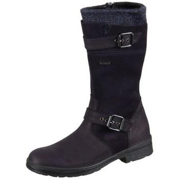 Schuhe Kinder Klassische Stiefel Däumling Alia Ozean Denver Schwarz