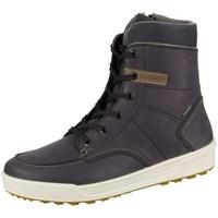 Schuhe Herren Sneaker High Lowa Glasgow II Gtx Graphit