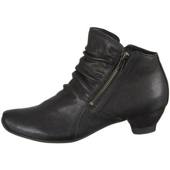 Schuhe Damen Ankle Boots Think 8526600 Schwarz