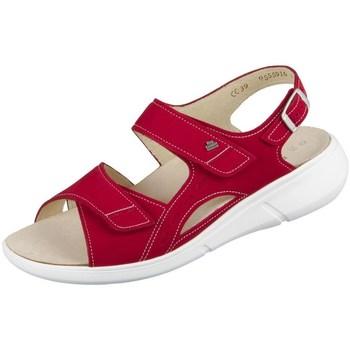 Schuhe Damen Sandalen / Sandaletten Finn Comfort Suva Rot