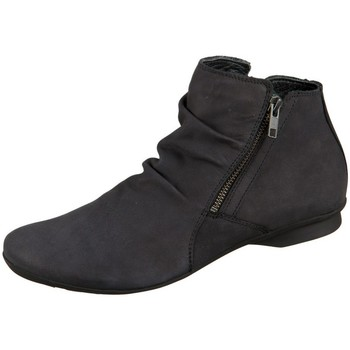 Schuhe Damen Low Boots Think 3000080000 Graphit