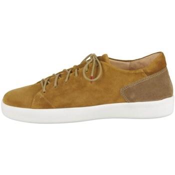 Schuhe Herren Sneaker Low Think Joeking Beige, Honigfarbig