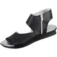 Schuhe Damen Sandalen / Sandaletten Arche AUROCK Schwarz