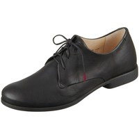 Schuhe Damen Sneaker Low Think Agrat Schwarz