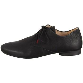 Schuhe Damen Sneaker Low Think Guad Texano Calf Veg Schwarz