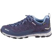 Schuhe Damen Sneaker Low Meindl Lite Trail Lady Grau, Hellblau