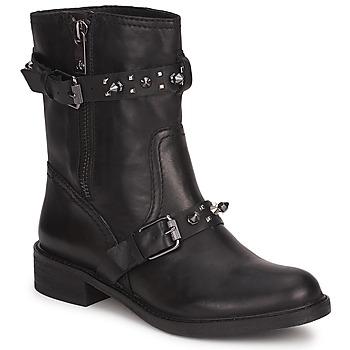 Schuhe Damen Boots Sam Edelman ADELE Schwarz