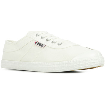 Schuhe Herren Sneaker Low Kawasaki Original Canvas Weiss