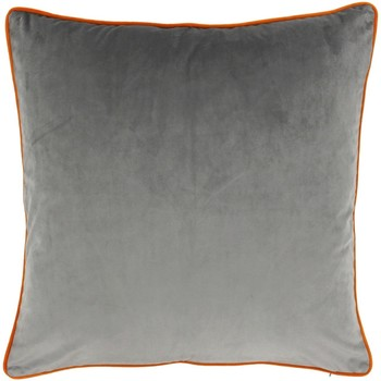Home Kissenbezüge Riva Home 55 x 55 cm Grau/Orange