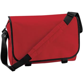 Taschen Jungen Schultasche Bagbase BG21 Rot