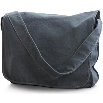Taschen Jungen Umhängetaschen Bags By Jassz CA37309MB Denim Blau