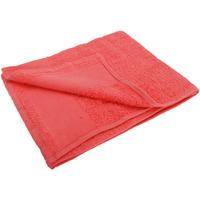 Home Handtuch und Waschlappen Sols 50 cm x 100 cm Rot