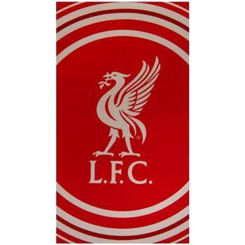 Home Handtuch und Waschlappen Liverpool Fc SI116 Rot/Weiß