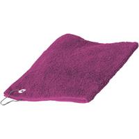 Home Handtuch und Waschlappen Towel City 30 cm x 50 cm Fuchsia