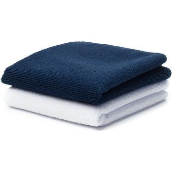 Home Handtuch und Waschlappen Towel City 30 cm x 50 cm Marineblau
