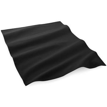 Home Handtuch und Waschlappen Westford Mill Taille unique Schwarz