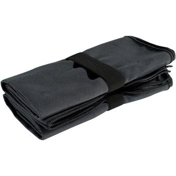 Home Handtuch und Waschlappen Tridri Taille unique Anthrazit