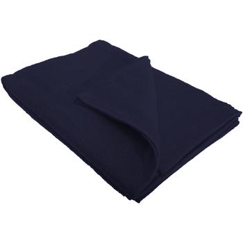 Home Handtuch und Waschlappen Sols Taille unique Marineblau