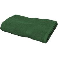 Home Handtuch und Waschlappen Towel City Taille unique Waldgrün