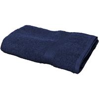 Home Handtuch und Waschlappen Towel City Taille unique Marineblau