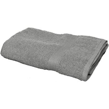 Home Handtuch und Waschlappen Towel City Taille unique Stahlgrau