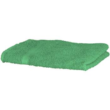 Home Handtuch und Waschlappen Towel City Taille unique Leuchtgrün