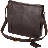 Taschen Jungen Schultasche Eastern Counties Leather  Braun