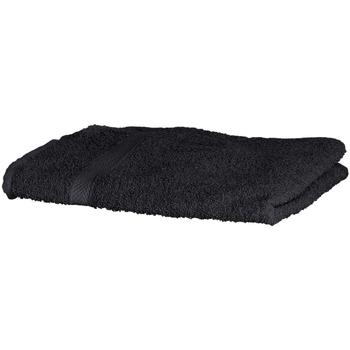 Home Handtuch und Waschlappen Towel City Taille unique Schwarz