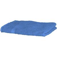 Home Handtuch und Waschlappen Towel City Taille unique Leuchtblau