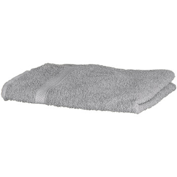 Home Handtuch und Waschlappen Towel City Taille unique Grau