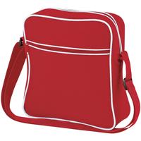 Taschen Jungen Schultasche Bagbase BG16 Rot/Weiß